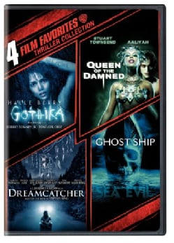 4 Film Favorites: Thriller Collection (DVD)