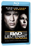 Bad Lieutenant: Port Of Call New Orleans (Blu-ray Disc)