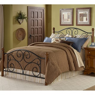 Doral Full-size Bed with Frame