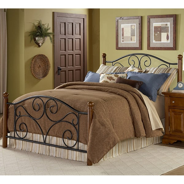 Doral King-size Bed with Frame