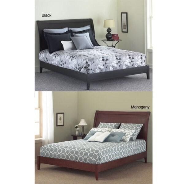 Java Full-size Platform Bed