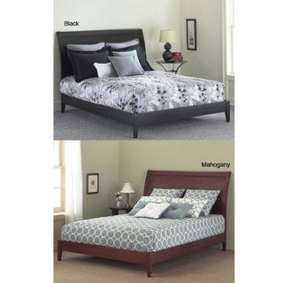 Java King-size Platform Bed