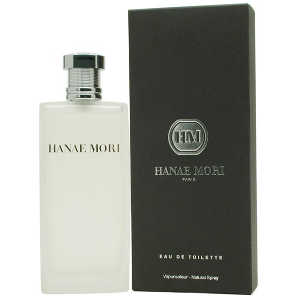 Hanae Mori Men's 1.7-ounce Eau de Toilette Spray