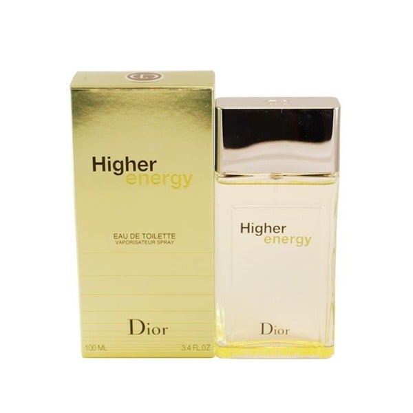 Dior Higher Energy Men's 3.4-ounce Eau de Toilette Spray