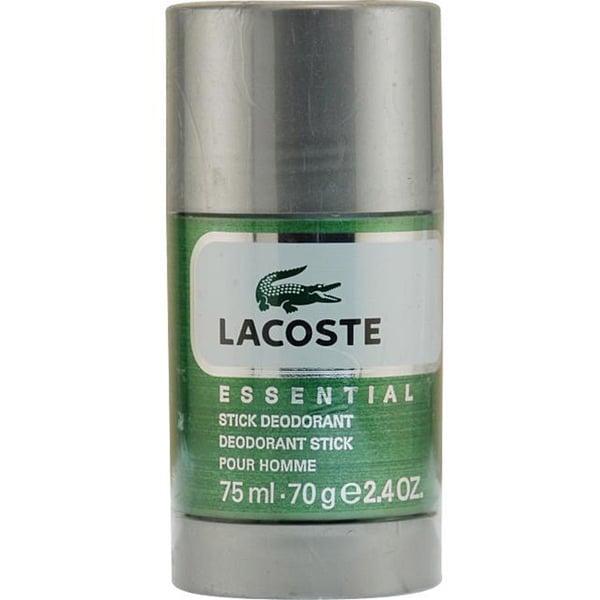 Lacoste Essential Men's 2.5-ounce Deodorant Stick