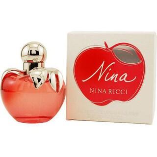 Nina Ricci Nina Women's 1.7-ounce Eau de Toilette Spray