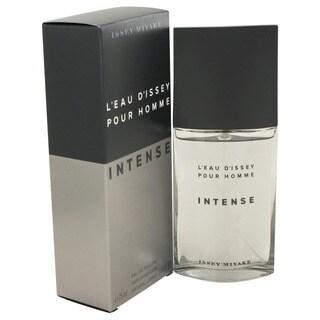 Issey Miyake Leau Dissey Intense Men's 2.5-ounce Eau de Toilette Spray