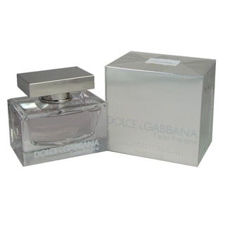 Dolce & Gabbana L'eau 'The One' Women's 2.5-ounce Eau de Toilette Spray