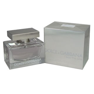 Dolce & Gabbana Leau The One Women's 2.5-ounce Eau de Toilette Spray