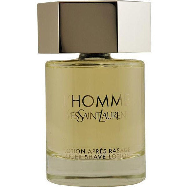 Yves Saint Laurent 'L'homme' Men's 3.4-oz Aftershave Lotion