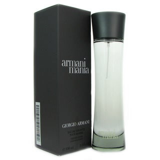 Giorgio Armani Mania Men's 3.4-ounce Eau de Toilette Spray