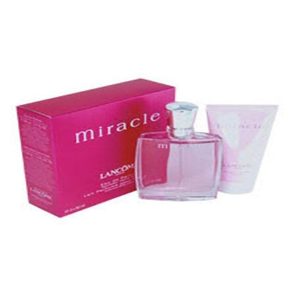 Lancome Miracle Women's 2-piece Fragrance Set (Travel Offer)