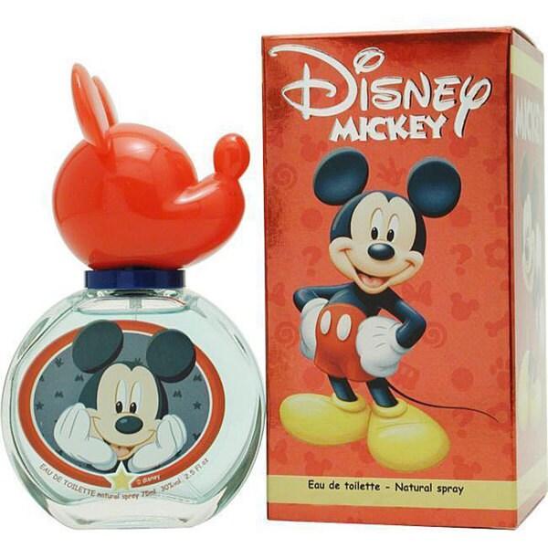 Disney Mickey Mouse Men's 3.3-ounce Eau de Toilette Spray