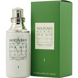 Molinard Homme Men's 4-ounce Eau de Toilette Spray