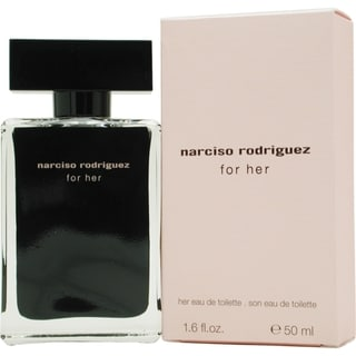 Narciso Rodriguez Women's 1.6-ounce Eau de Toilette Spray