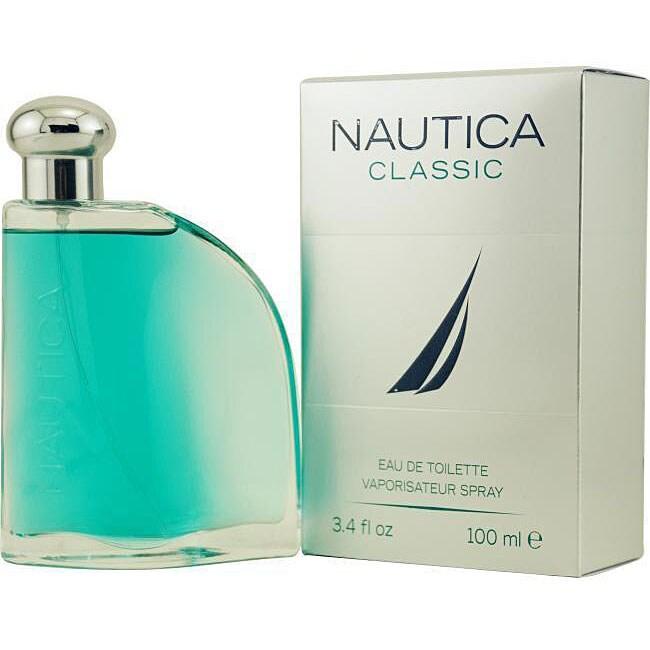 Nautica Classic Men's 3.4-ounce Eau de Toilette Spray