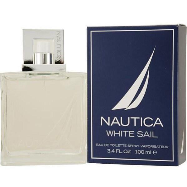 Nautica White Sail Men's 3.4-ounce Eau de Toilette Spray