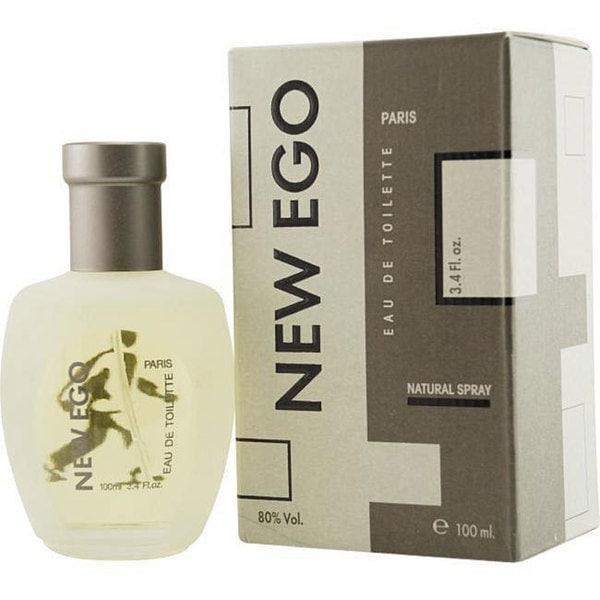 New Ego Paris Men's 3.4-ounce Eau de Toilette Spray