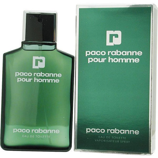 Paco Rabanne Pour Homme Men's 1.7-ounce Eau de Toilette Spray