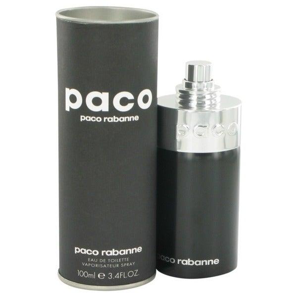 Paco Rabanne Paco Unisex 3.4-ounce Eau de Toilette Spray