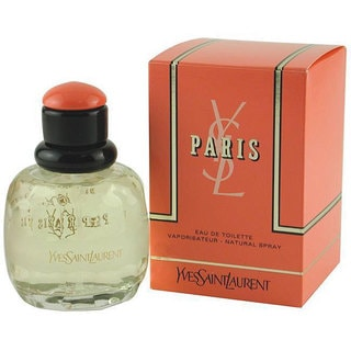 Yves Saint Laurent 'Paris' Women's 1-ounce Eau de Toilette Spray