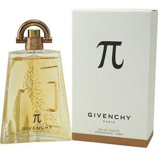 Givenchy Pi Men's 1.7-ounce Woody Eau de Toilette Spray