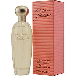 Estee Lauder 'Pleasures' Women's 3.4-ounce Eau de Parfum Spray