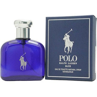 Ralph Lauren 'Polo Blue' Men's 2.5-ounce Eau de Toilette Spray