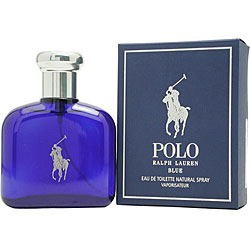 Ralph Lauren 'Polo Blue' Men's 2.5-ounce Eau de Toilette Spray