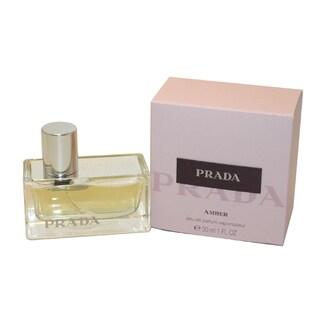 Prada Amber Women's 1-ounce Eau de Parfum Spray