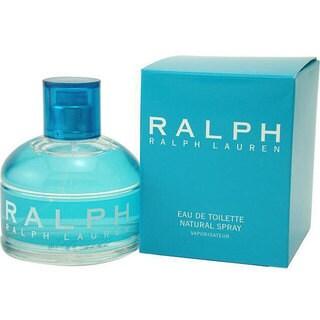 Ralph Lauren 'Ralph' Women's 3.4-ounce Eau de Toilette Spray