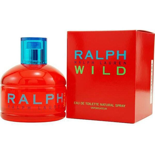 Ralph Lauren 'Ralph Wild' Women's 1.7-ounce Eau de Toilette Spray