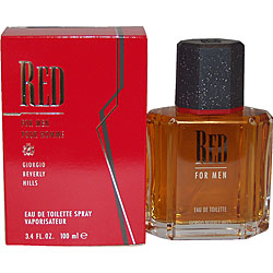 Giorgio Beverly Hills 'Red' Men's 3.4-ounce Eau de Toilette Spray