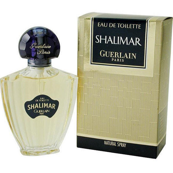 Shalimar by Guerlain Women's 1.7-ounce Eau de Toilette Spray