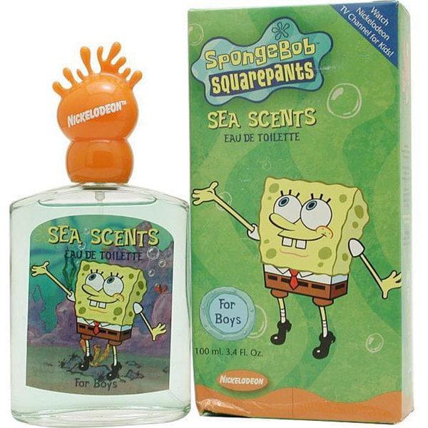 Spongebob Squarepants Men's 3.4 oz EDT Spray