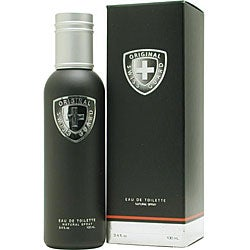 Swiss Guard Men's 3.4-ounce Eau de Toilette Spray