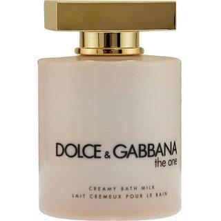 Dolce & Gabbana The One Women's 6.7-ounce Bath Milk