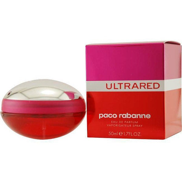 Paco Rabanne 'Ultrared' Women's 1.7-ounce Eau de Parfum Spray