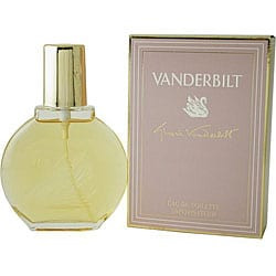 Gloria Vanderbilt 'Vanderbilt' Women's 3.4-ounce Eau de Toilette Spray