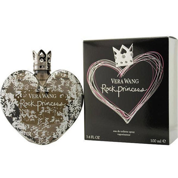 Vera Wang 'Rock Princess' Women's 3.4-ounce Eau de Toilette Spray