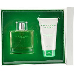 Carven Vetiver Carven Men's 2-piece Fragrance Set