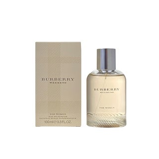 Burberry Weekend Women's 3.4-ounce Eau de Parfum Spray