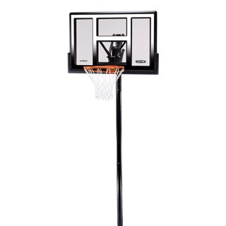 Lifetime 50-inch Shatter Guard Basketball System