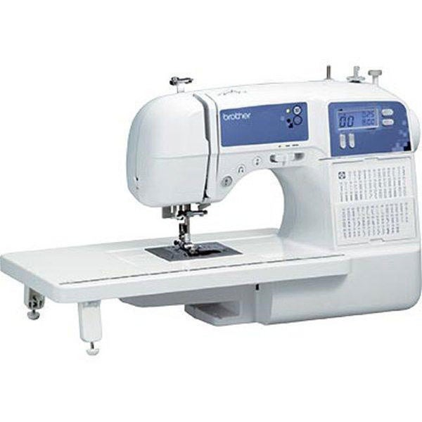 Brother XR9000 120-stitch Function Computerized Sewing Machine w/ Alphabet Font (Refurbished)