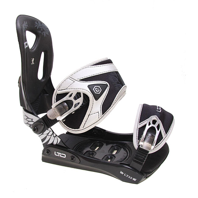 LTD LT35 Men's Snowboard Bindings (Size 5-9)