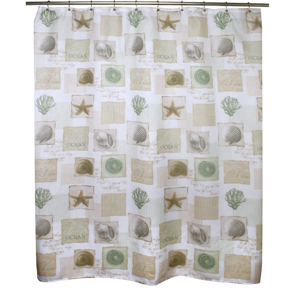 Innovations 'Seaside' Shower Curtain