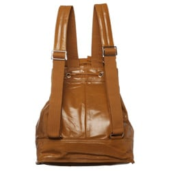 Cosmo Italian Leather Backpack-Style Handbag