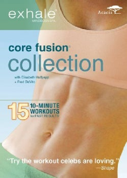 Exhale: Core Fusion Collection (DVD)