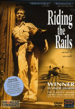 American Experience: Riding the Rails (DVD)