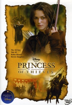 Princess Of Thieves (DVD)